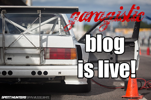 blog is live